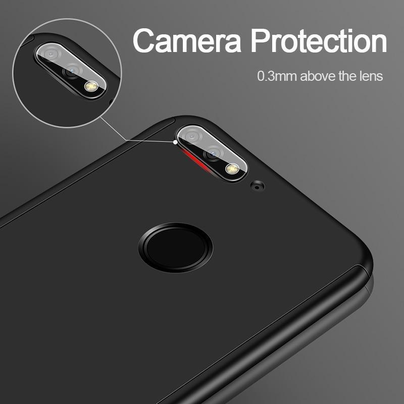 360 ° Full coverage Case