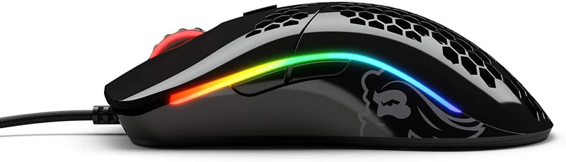 Glorious Model O- Minus Glossy (Black) Mouse Gamer