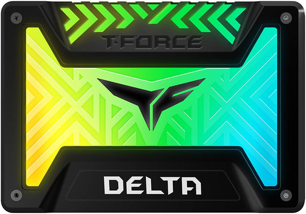 TEAMGROUP BLACK T-FORCE DELTA SSD 250GB