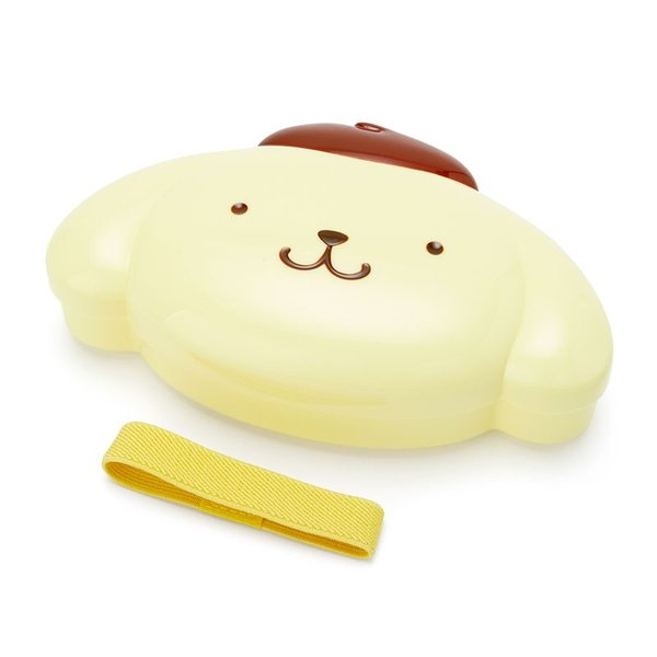 SANRIO Pompompurin Face-shaped Lunch Box