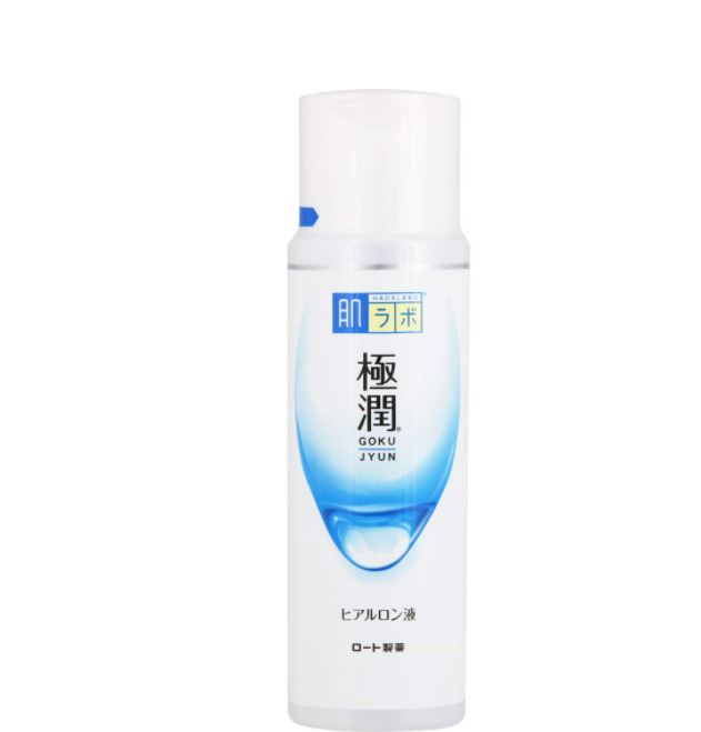 ROHTO Hadalabo Gokujun Hyaluronic Acid Lotion 170ml