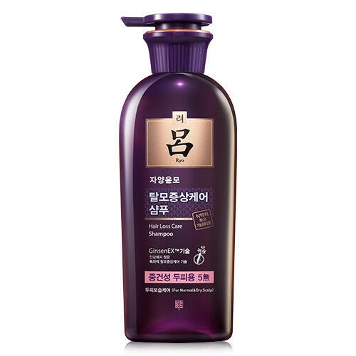 RYO Anti-Hair Loss Shampoo 400ml For Normal & Dry Scalp