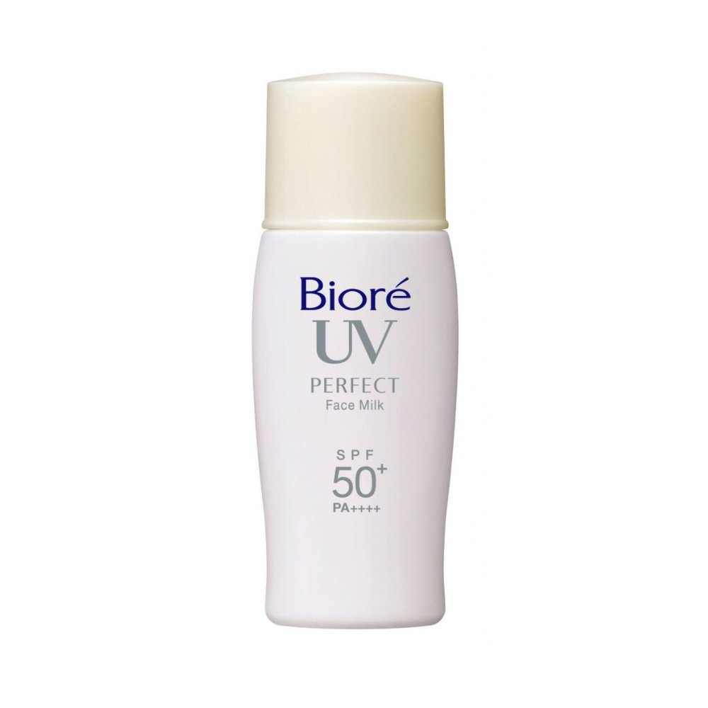 KAO Boire UV Perfect Face Milk Sunscreen SPF50+ 30ml