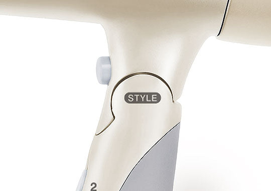 NOBBY BY TESCOM NTID38AU Ionic Hair Dryer Gold