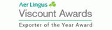 AES Global - Aer Lingus, Viscount awards exporter of the year award