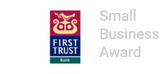 AES Global - First Trust Bank, Small business award