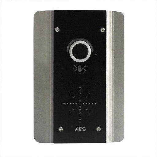 AES 603 DECT touchless wireless door intercom (architectural call point) - AES Global