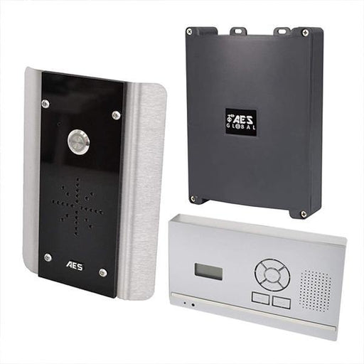 AES 603 DECT HF AB Wireless Intercom (Architectural Callpoint) with speakerphone for wall / desk mounting. - AES Global