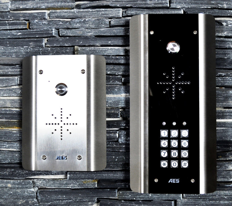 Prime6 AS - 4G (EU) Architectural alle rostfreien GSM Intercom