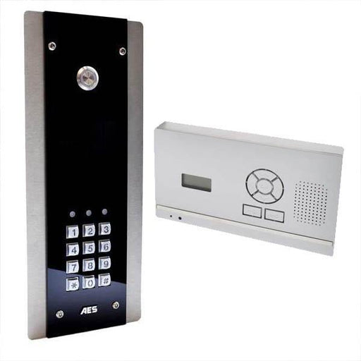 AES DECT 603 FBK Kit Wireless Intercom System (Flush Callpoint) with audio handset - AES Global