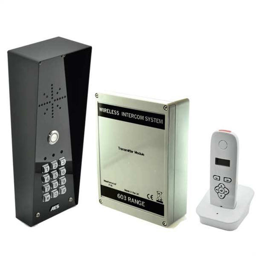 AES 603 DECT Wireless Intercom System (Imperial Callpoint) mit Tastatur - AES Global
