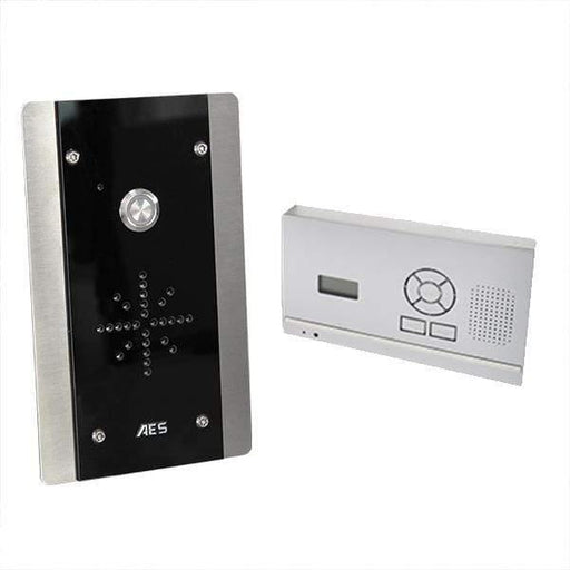 AES 603 DECT Kit Wireless intercom system (Flush Callpoint) audio handset for wall / desk mounting. - AES Global