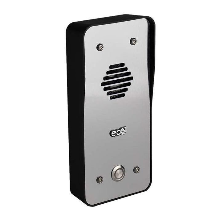 AES 603 DECT ECO Steel Effect Callpoint Access Control System