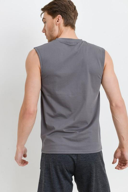 Cool Touch Muscle Tee