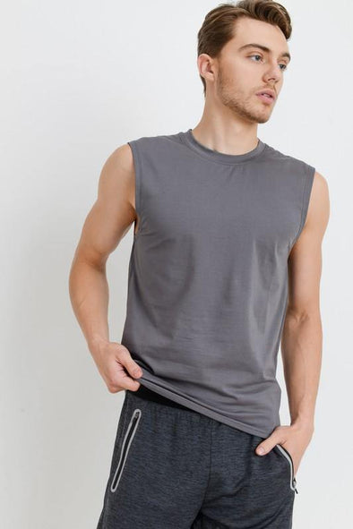 Cool Touch Muscle Tee - Identity Boutique