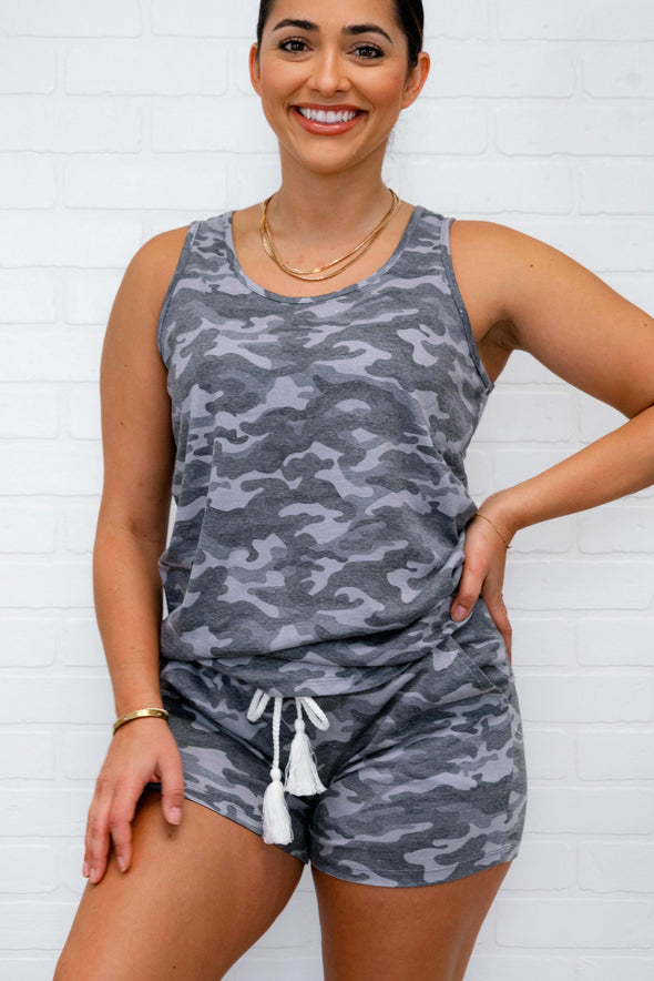 Cookies and Cream Tank