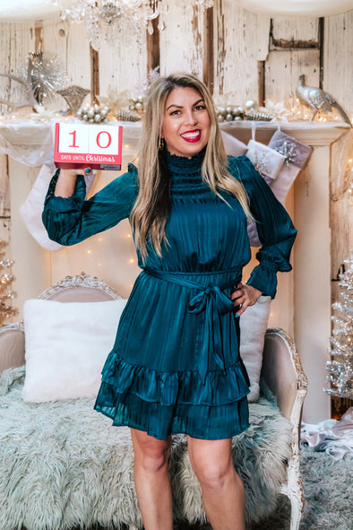 Desiree Denim Flare Tank