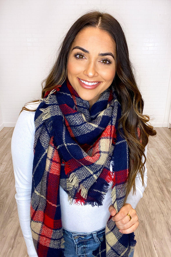 Avalanche Scarf