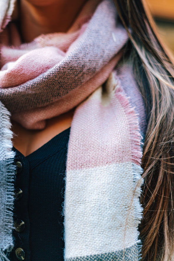 Snowed In Scarf