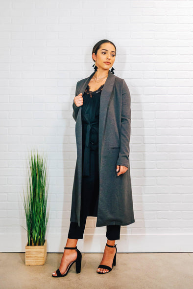Jealousy Charcoal Athletic Trench