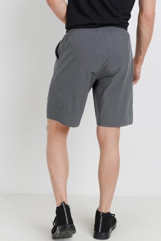 Riley Grey Athletic Shorts