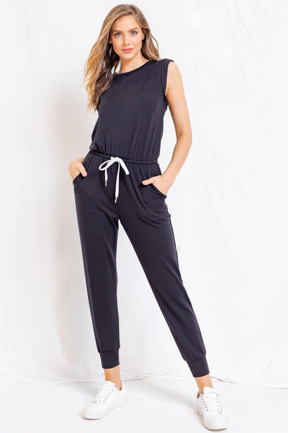 Cozy Nights Jumpsuit