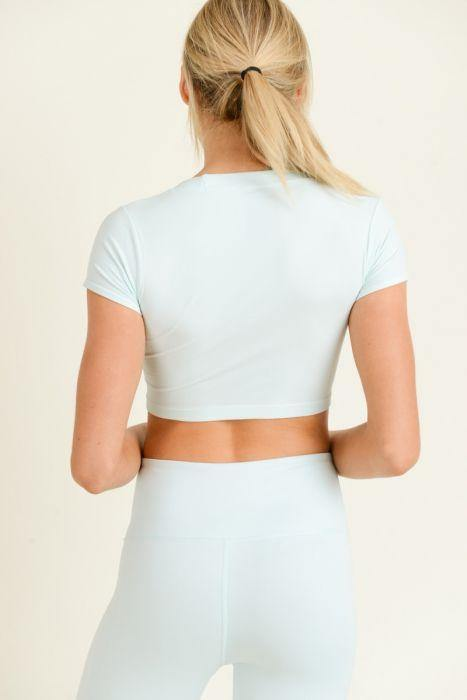Endurance Athleisure Crop Top