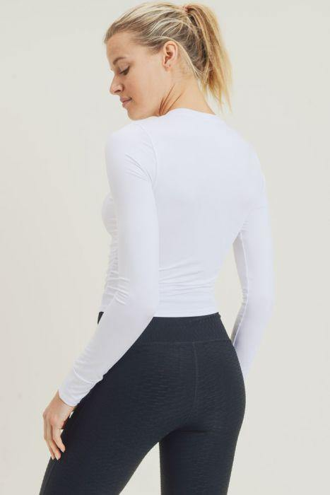 Barbelle Athleisure Long Sleeve