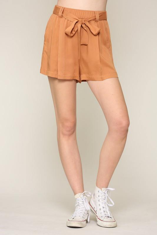 Azucar Copper Shorts