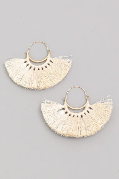 Bangs Earrings