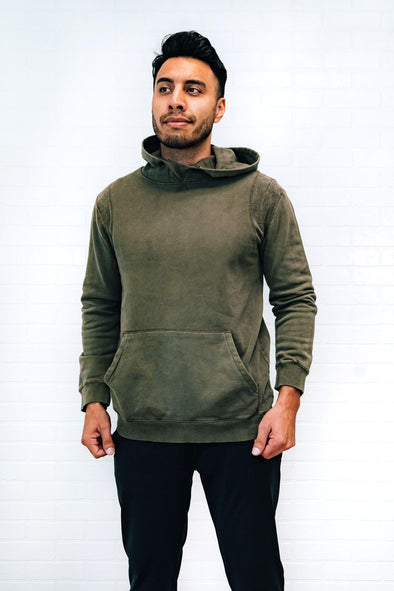 Anthony Fleece Hoodie - Identity Boutique