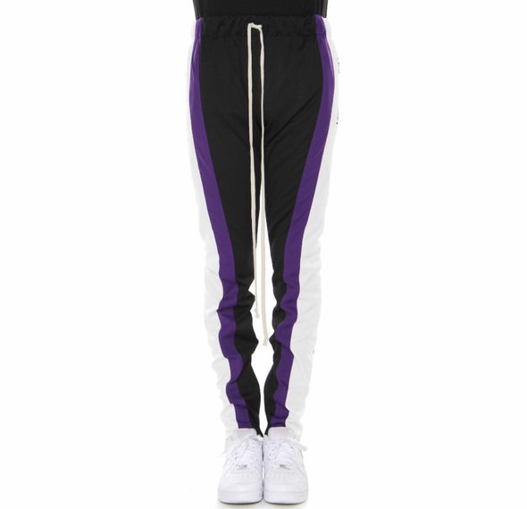 King's Striped Track Pants