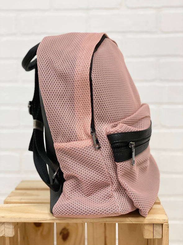 Mesh Athleisure Backpack MMA5815