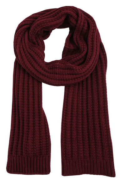 Kravitz Oversized Knit Scarf