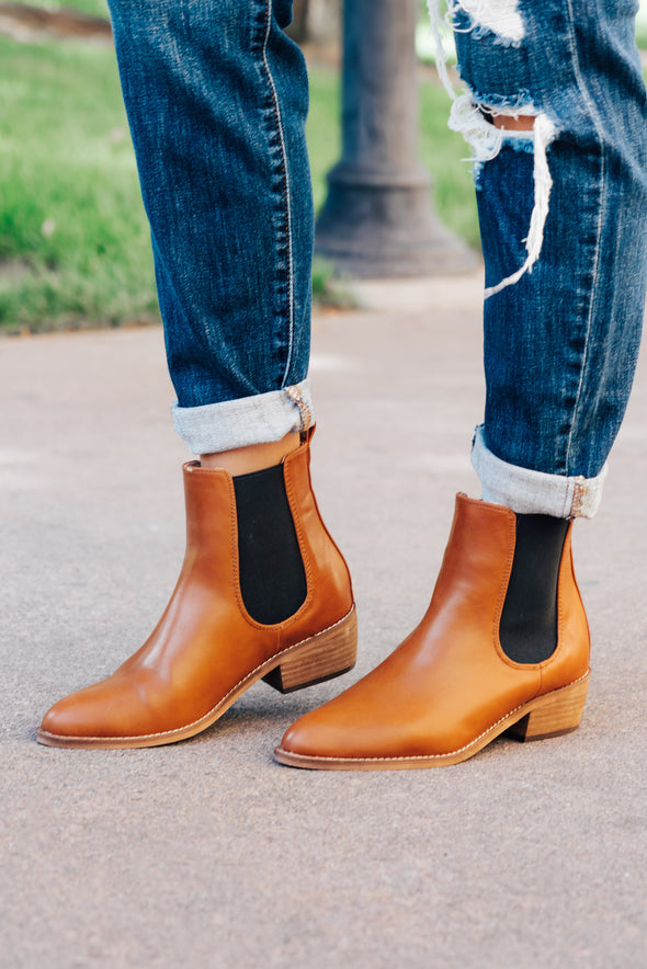 Chase Whiskey Boots