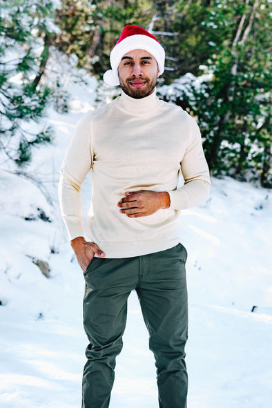 Iced Out Turtleneck - Identity Boutique