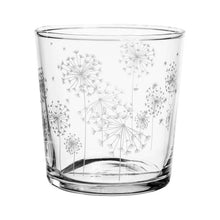 Load image into Gallery viewer, Mini Tumbler with Etched Dandelions