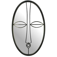 Load image into Gallery viewer, Oval Face Mirror