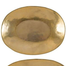 Load image into Gallery viewer, Oval Gold Trays