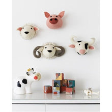 Load image into Gallery viewer, Pig Head- Mini
