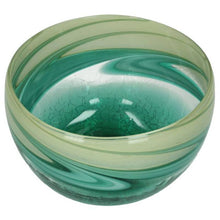 Load image into Gallery viewer, Swirl Glass Bowl