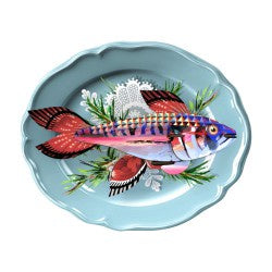 Monsieur Paul Decorative Plate