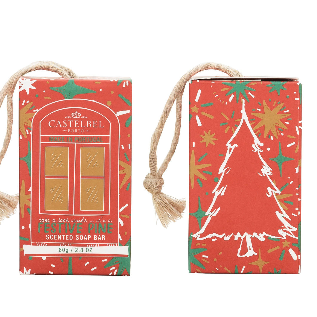 Happiest Christmas Tree Soap 80g