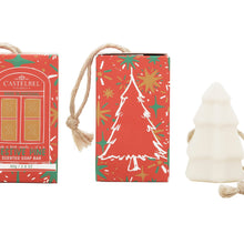 Load image into Gallery viewer, Happiest Christmas Tree Soap 80g