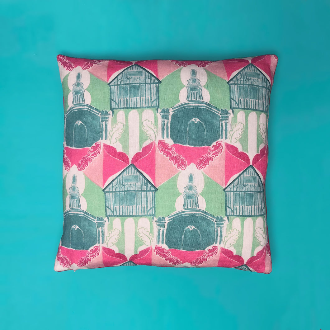 Gaily Cushion
