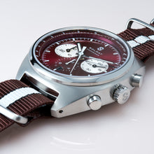Load image into Gallery viewer, Soldat Automatic Chronograph 'Red Comet'