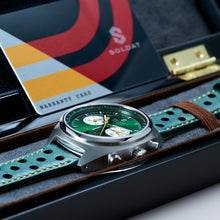 Load image into Gallery viewer, Soldat Automatic Chronograph 'Green Forty Nine'