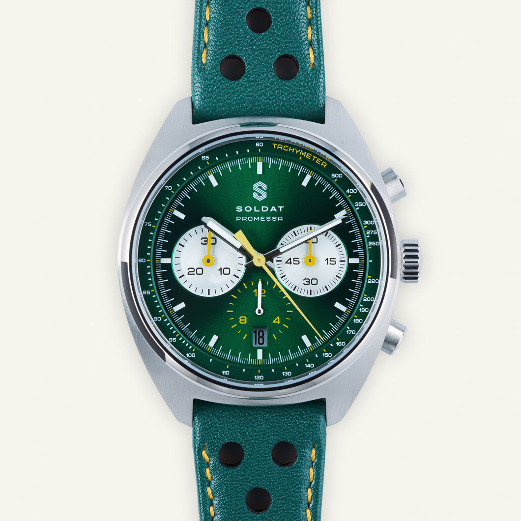 Soldat Automatic Chronograph 'Green Forty Nine'