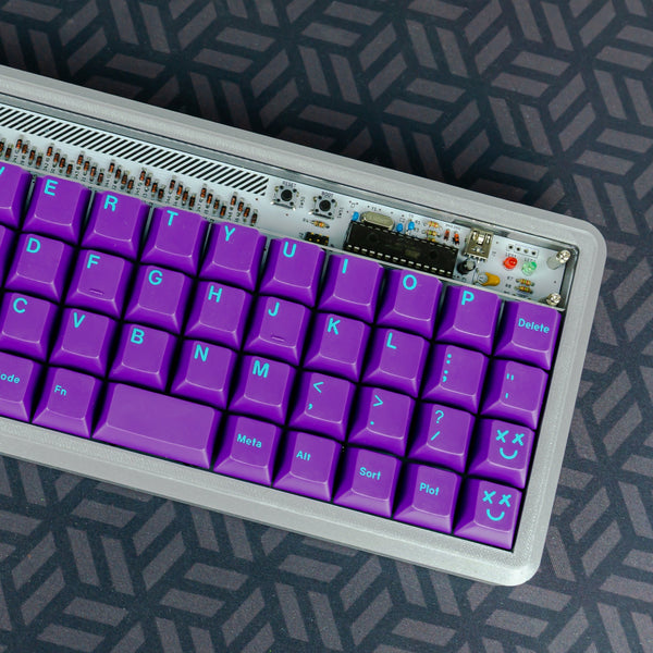 Plaid 3DP Keyboard Case