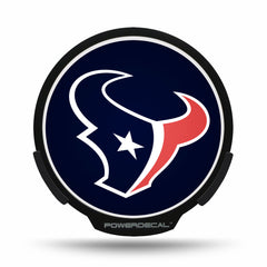 Houston Texans POWERDECAL® + Lens